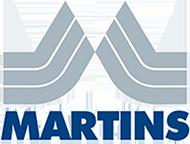 Logo Grupo Martins